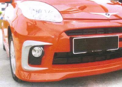 [WTS] Myvi Bodykit Store *Myvi Evo X Front Bumper* Available 2bd20d6c