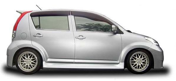 [WTS] Myvi Bodykit Store *Myvi Evo X Front Bumper* Available A458db4c