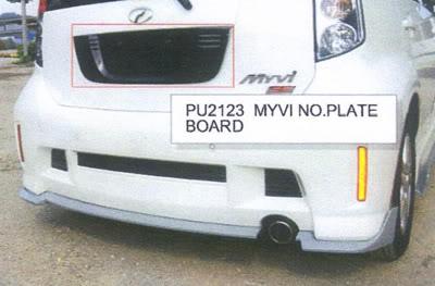 [WTS] Myvi Bodykit Store *Myvi Evo X Front Bumper* Available Cffa2f45
