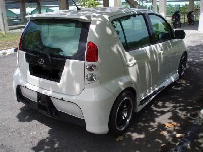 [WTS] Myvi Bodykit Store *Myvi Evo X Front Bumper* Available Fcf06610
