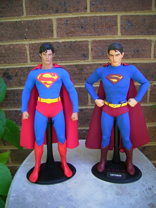 1/6 Christopher Reeve-Superman custom New