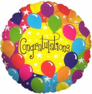Congratulate passion and ronnie for completing 1k posts Congratulations20ballonnen-16500-l