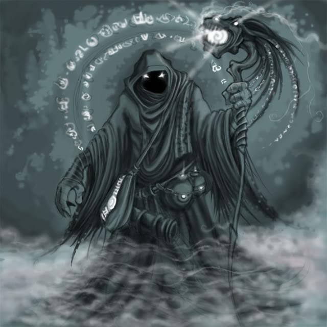 Armitael Gaiden: LM Edition Necromancer_by_HAOSvip