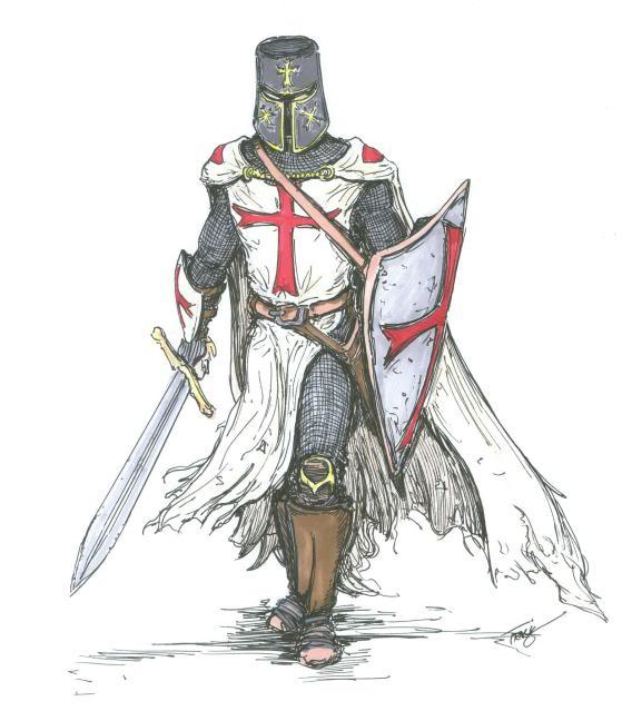 Armitael Gaiden: LM Edition Templar