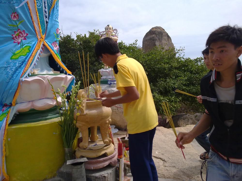 Chuyến du lịch đến Chùa Hang :)) Picture064