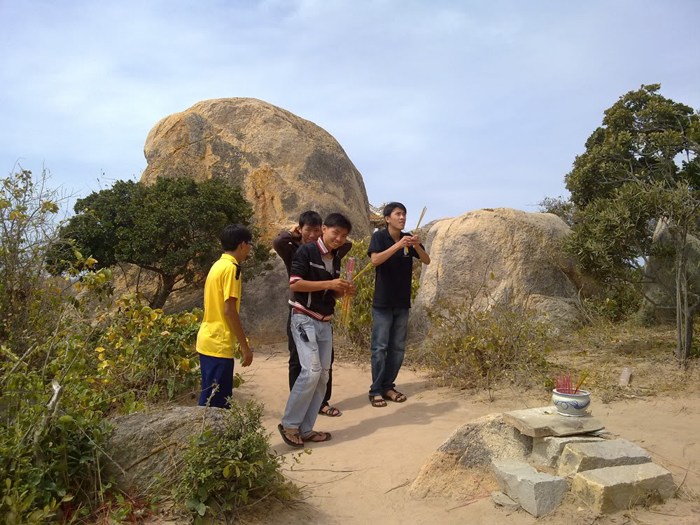 Chuyến du lịch đến Chùa Hang :)) Picture070