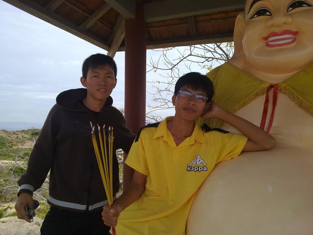 Chuyến du lịch đến Chùa Hang :)) Picture076