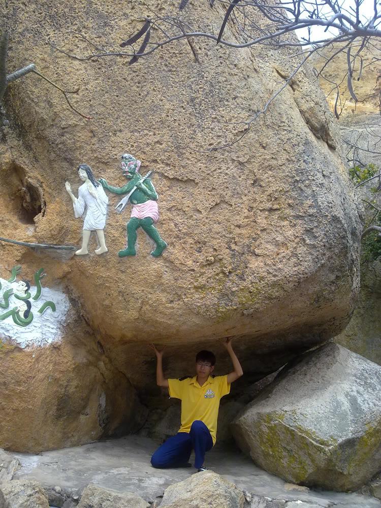 Chuyến du lịch đến Chùa Hang :)) Picture091