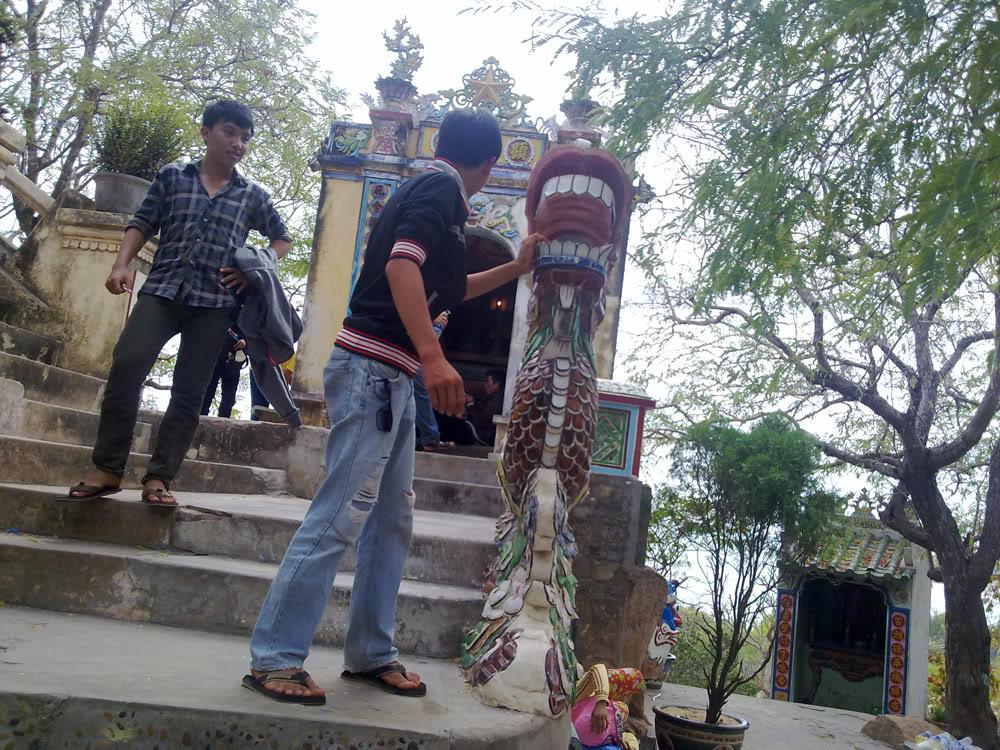 Chuyến du lịch đến Chùa Hang :)) Picture122