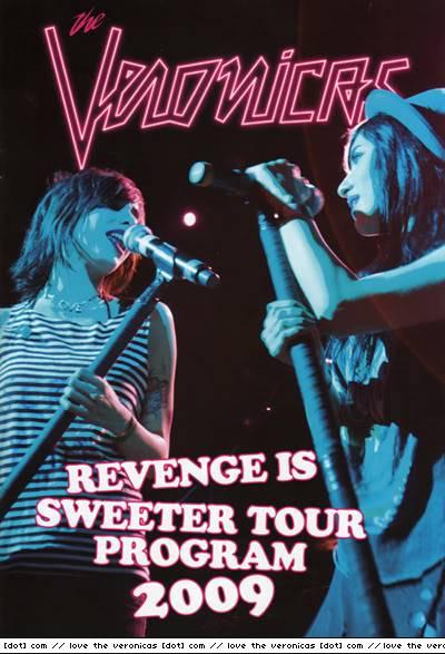 Tour REVENGE IS SWEETER 2009 001_RISprogram