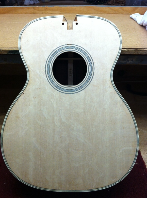 une custom shop, la der des der - Page 6 Top-prefinish