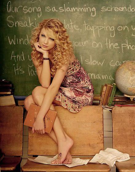 Relaciones de Victorie Taylor-Swift