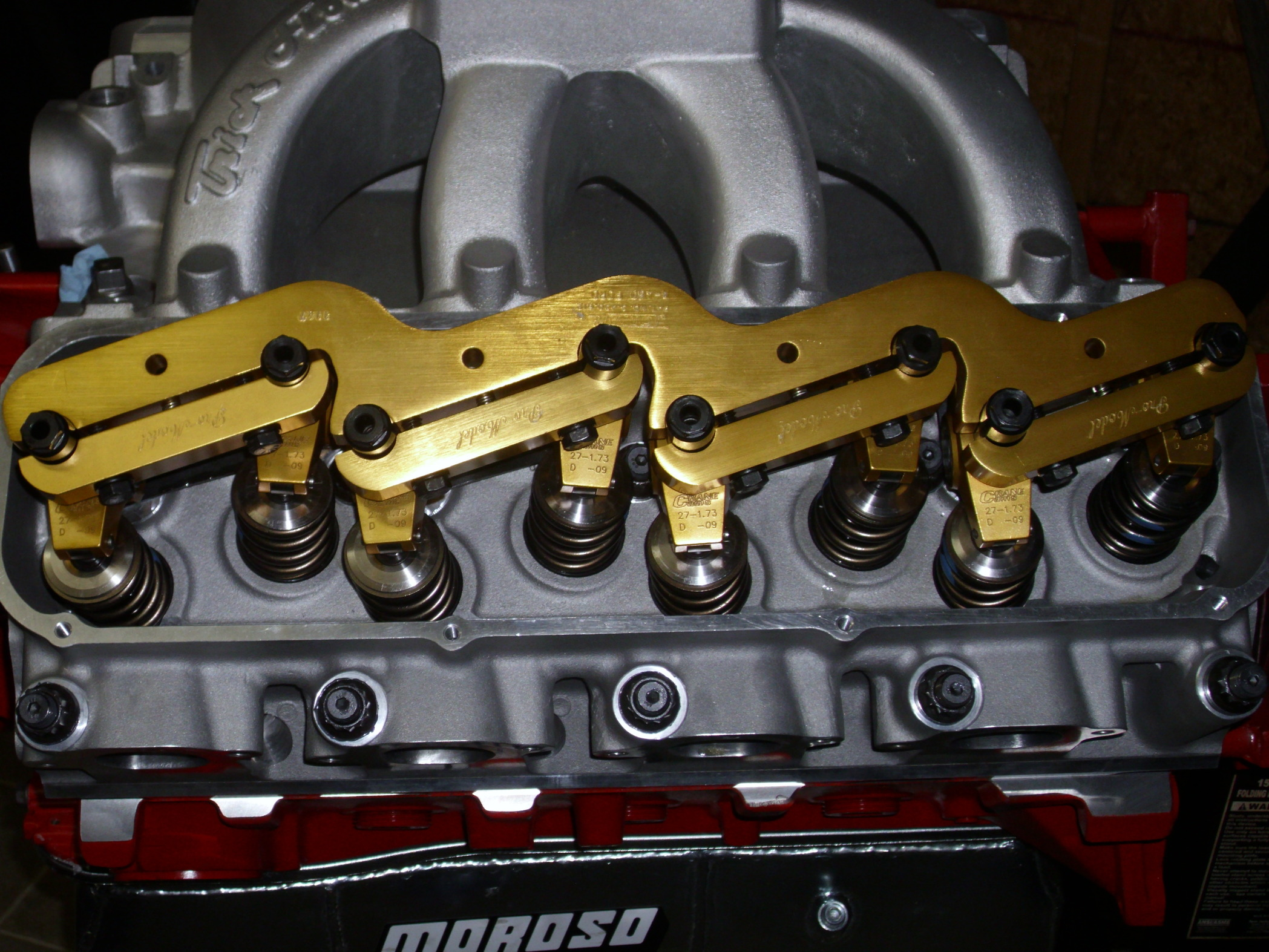 580ci a460 head & a 460 block HPIM0350