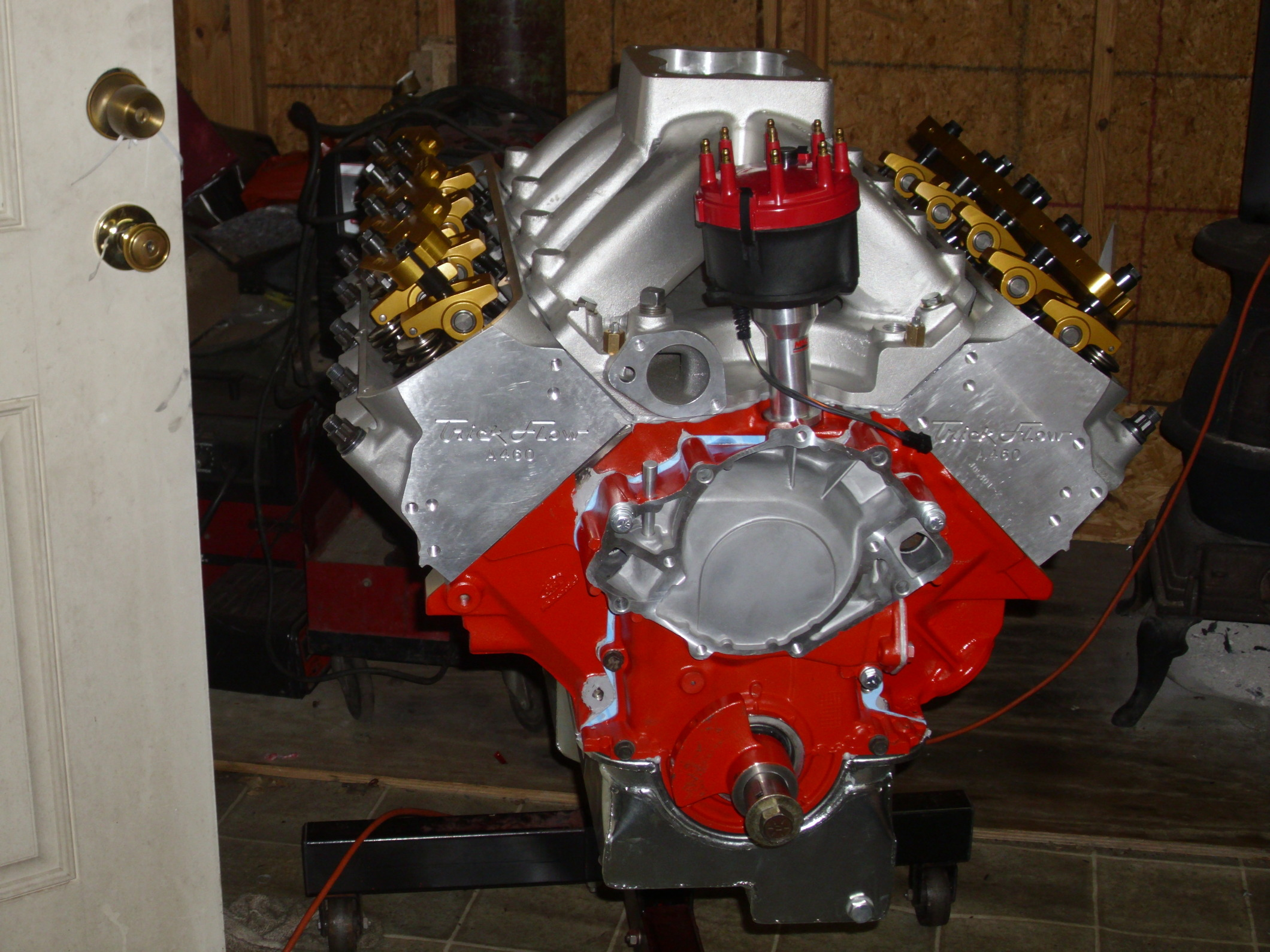 580ci a460 head & a 460 block HPIM0356