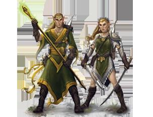 Raças Elfos