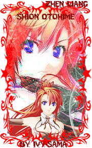 Ivy-sama's art AvaZhenLiang