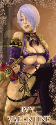 Ivy-sama's art IvyValentine0