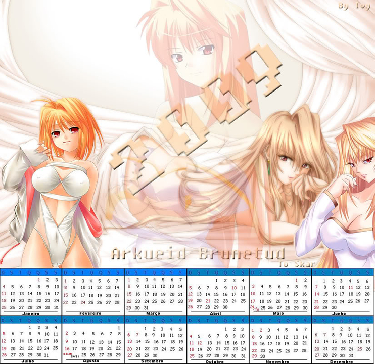 Ivy-sama's art CalendarArk