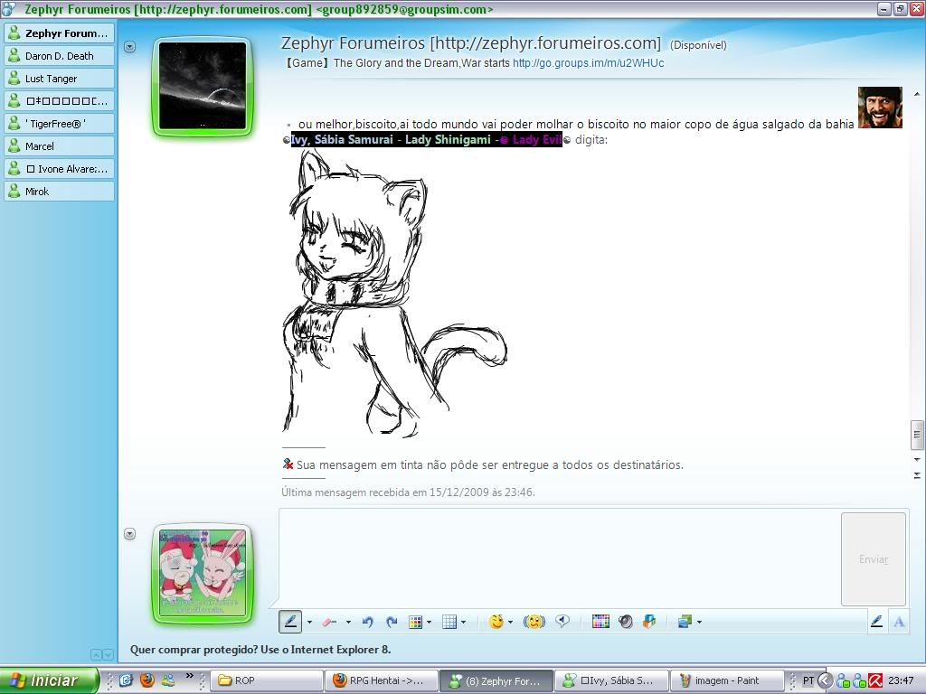 Ivy-sama's art NEkax3