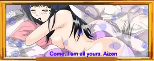 Ivy-sama's art AizenSain