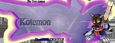 Ivy-sama's art KotemonSain