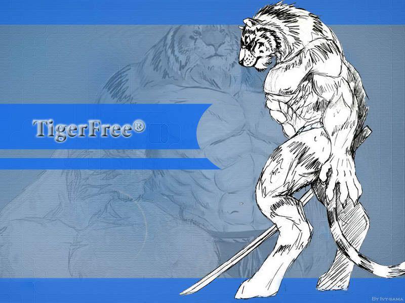 Ivy-sama's art TigerFree