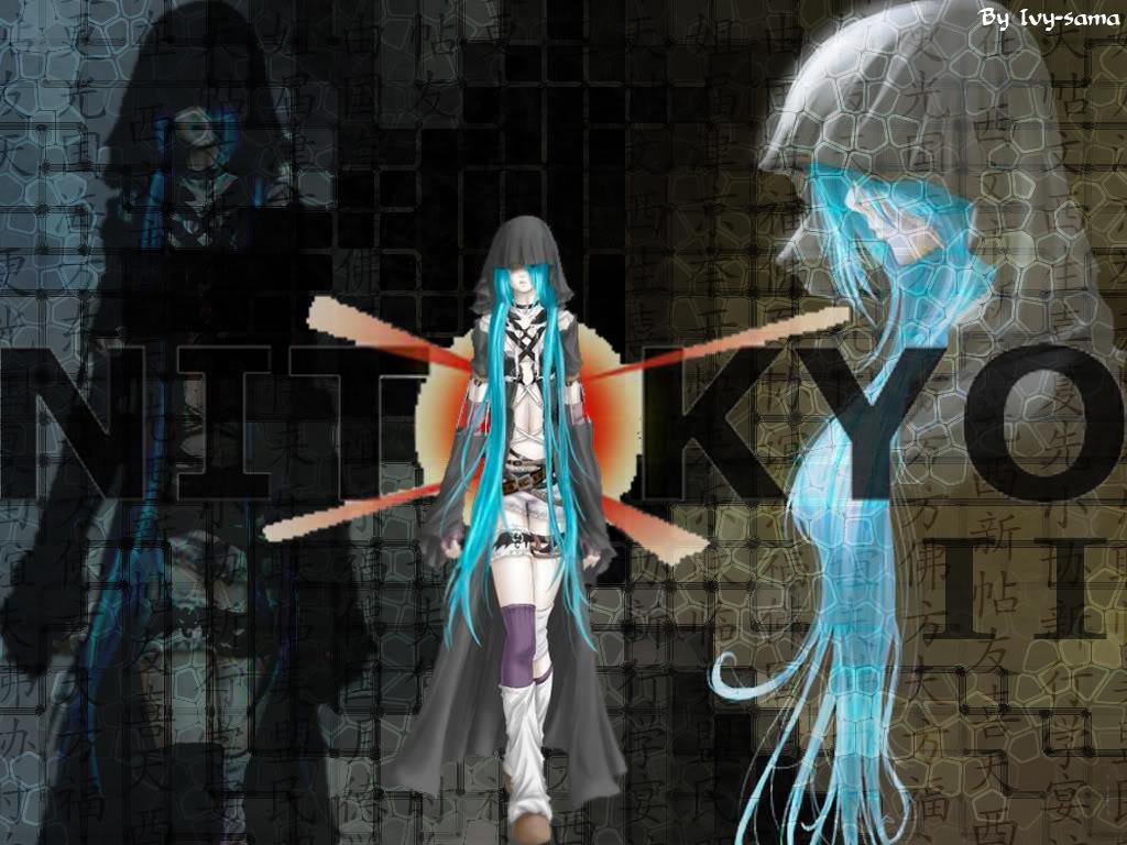 Ivy-sama's art WallNitokyo20