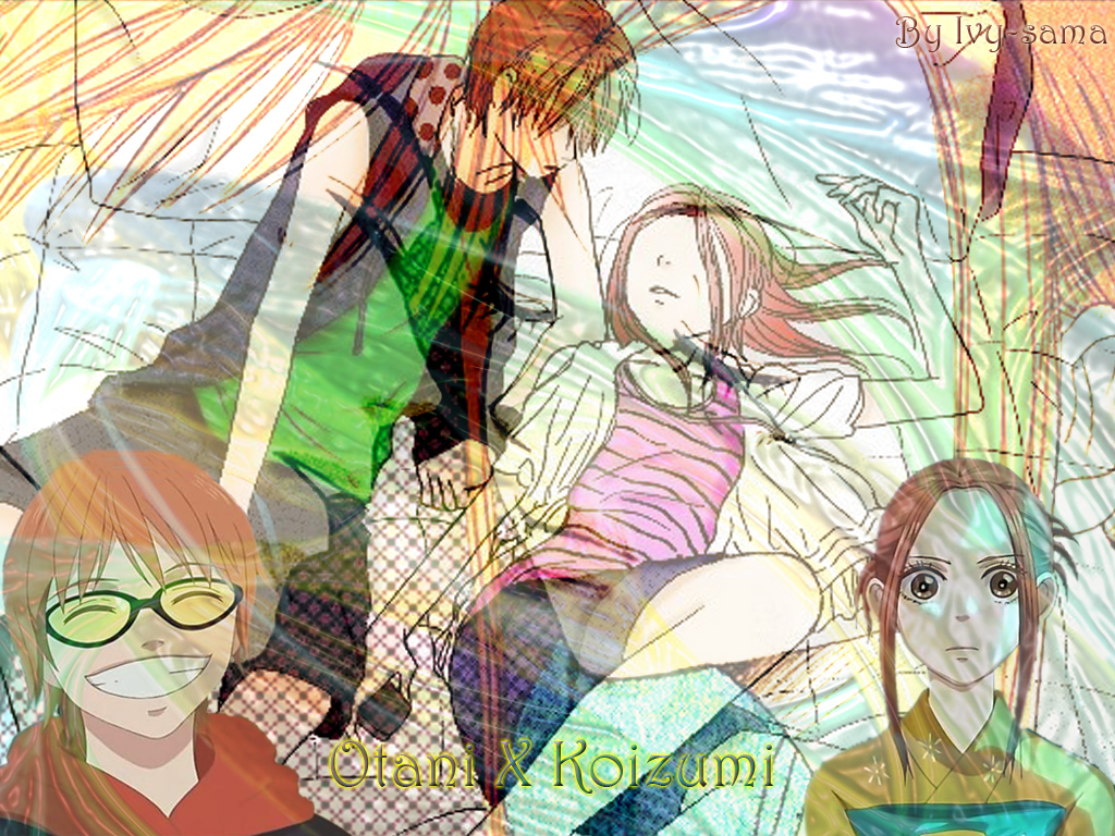 Ivy-sama's art WallOtaniXKoizumi
