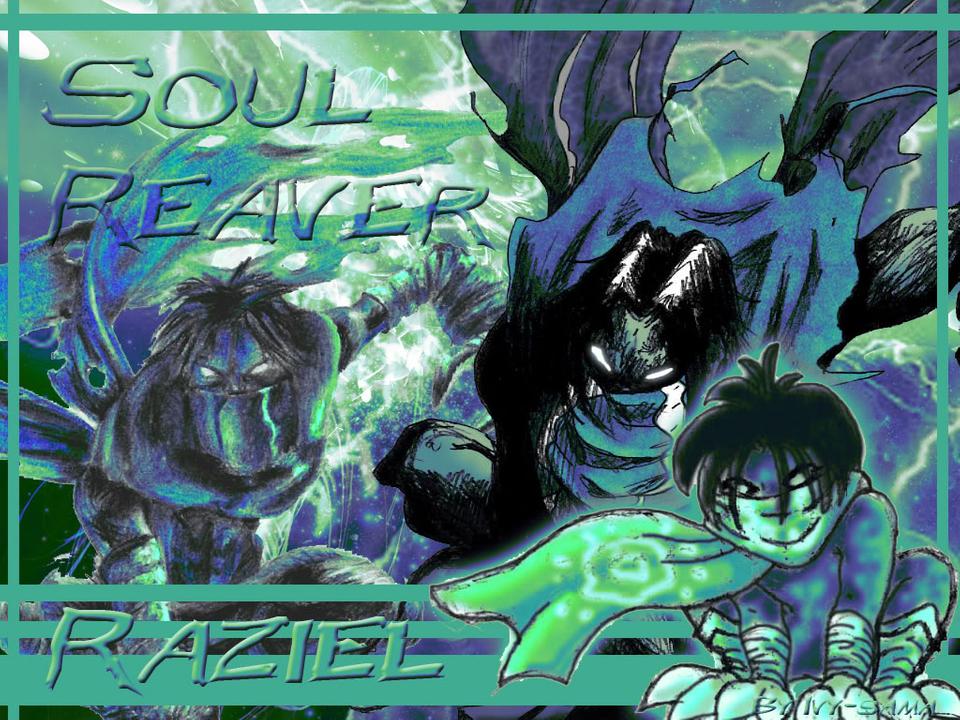 Ivy-sama's art WallRaziel0