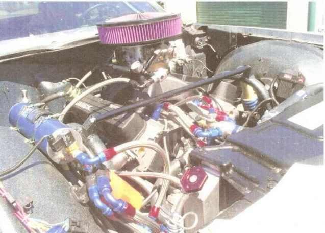 World's Fastest Riviera ? Enginefor2008