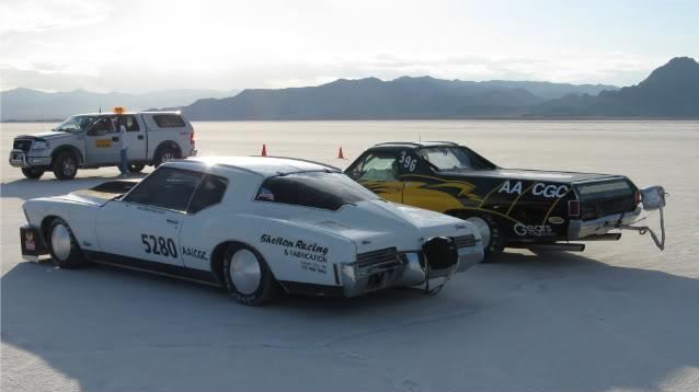 World's Fastest Riviera ? SaltflatsBuickengine102