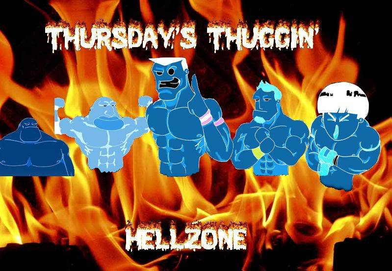 desgins for the fed Thursdaythuginhellzone