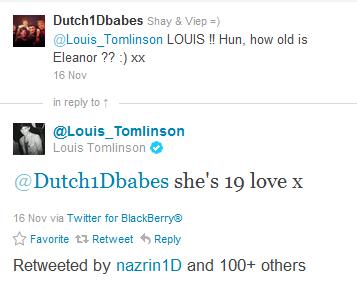 "One Direction (X Factor UK) >> album ""Up All Night"" [IV] - Página 2 Luiseleanorae"