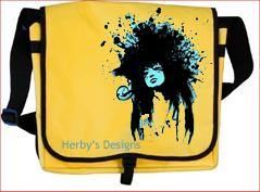 Designer Badge Graphicbag