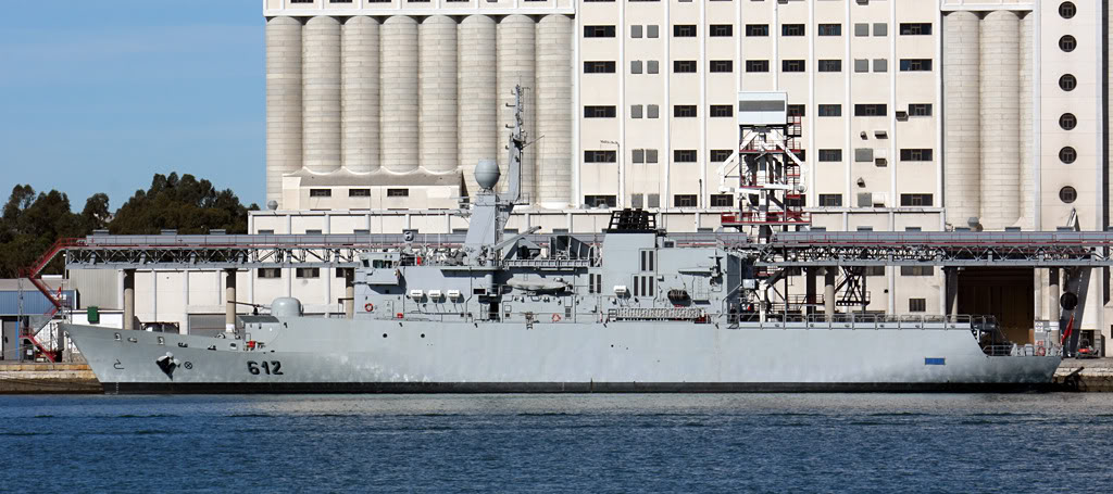 Royal Moroccan Navy Floréal Frigates / Frégates Floréal Marocaines 612HASSANII200809061109CADIZ