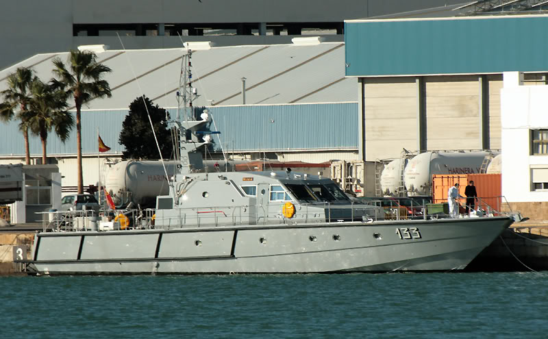 Moroccan Law Enforcement & Cost Guard Fleet / Vedettes de Surveillance et les Gardes des Côtes 133200812211134CADIZ