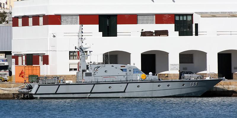 Moroccan Law Enforcement & Cost Guard Fleet / Vedettes de Surveillance et les Gardes des Côtes 133200812211200CADIZ-1