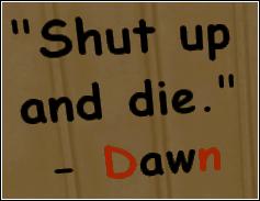 "Luane ""Dawn"" Buffon [NEW] 4"