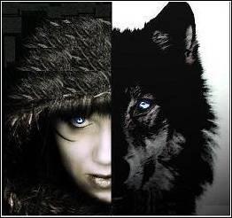 "Luane ""Dawn"" Buffon [NEW] Black_Wolf_Woman_"