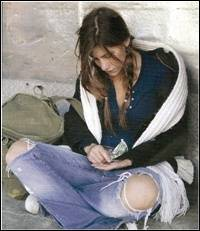 "Luane ""Dawn"" Buffon [NEW] HomelessGirl"