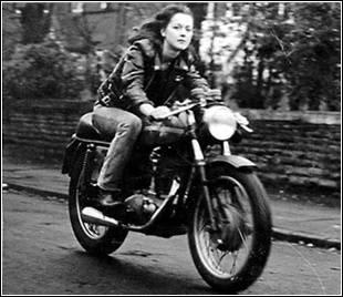 "Luane ""Dawn"" Buffon [NEW] Girlonamotorcycle"