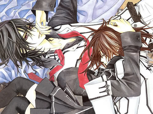 kaname and yuuki Pictures, Images and Photos