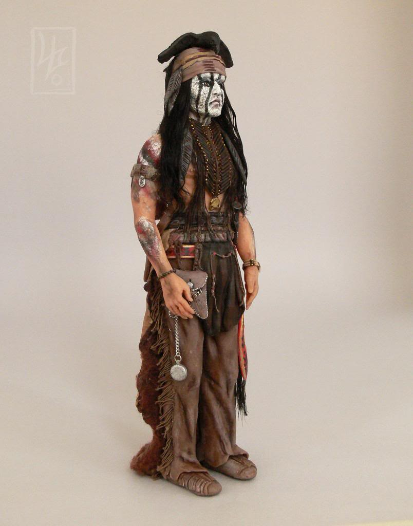 Tonto da Lone Ranger 4