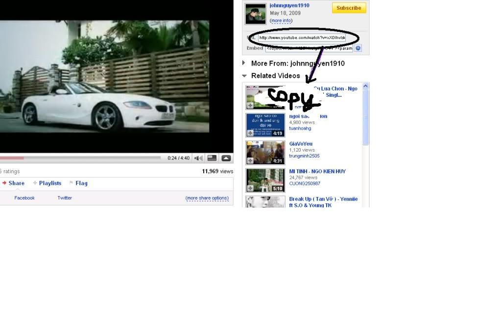 Cách post video lên forum với youtube, dailymotion, google video!!! Untitled-2