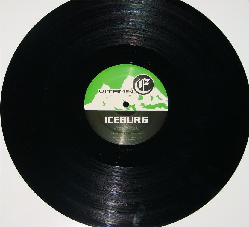 Virtamine E - Iceburg - OnDaMike VINYL
