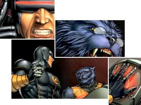 X-Men Extra Nº101 (Maio/2010) Guerramessianicacable_02