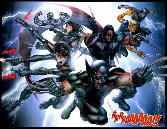 X-Men Extra Nº101 (Maio/2010) Guerramessianicacable_03