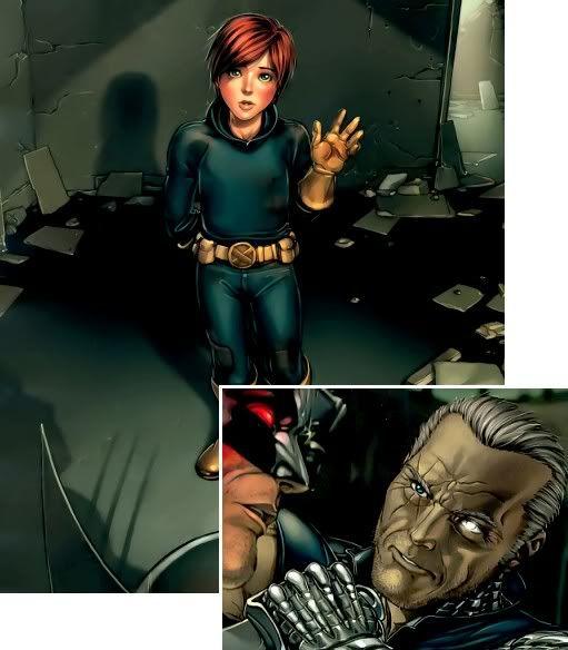 X-Men Extra Nº101 (Maio/2010) Guerramessianicacable_05