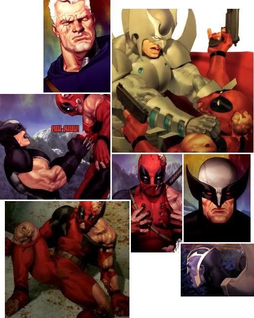 X-Men Extra Nº101 (Maio/2010) Guerramessianicacable_08