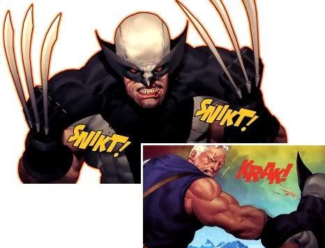 X-Men Extra Nº101 (Maio/2010) Guerramessianicacable_10